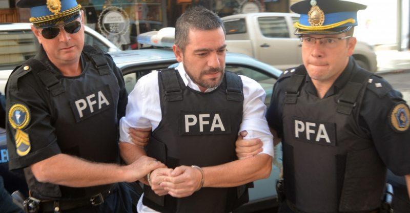 Sequeira fue trasladado al juzgado para declarar