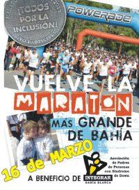 Maratón por el Día Internacional del Síndrome de Down