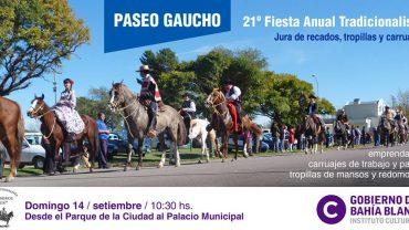 Fiesta Anual Tradicionalista de Bahía Blanca