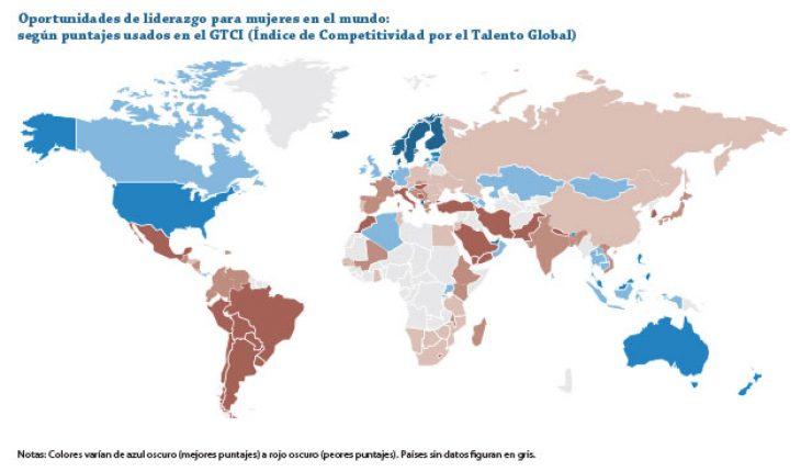 Papel de la mujer en el mundo laboral