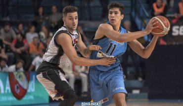 Santi Vaulet Bahia Basket