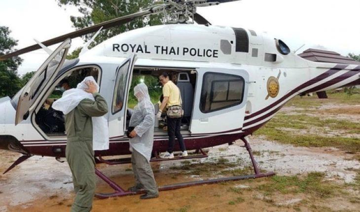 Operativo Rescate en Tailandia