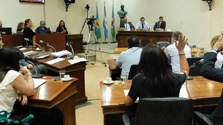 Concejo Deliberante Bahía Blanca 2019