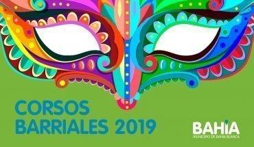 Corsos Barriales 2019