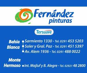 Pintureria Fernandez Bahia Blanca